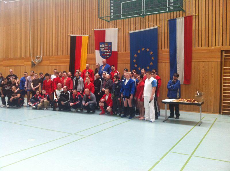 Deutsche Meisterschaft im Combat Sambo
