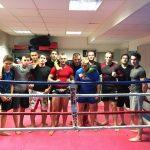 MMA Teamfoto